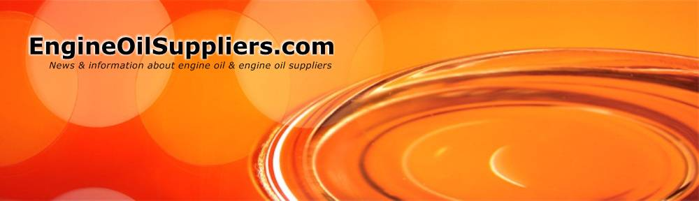 Engine Oil Suppliers